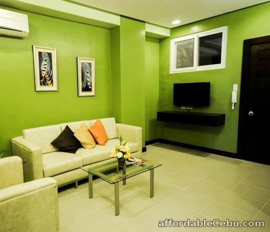 3rd picture of 2BR Executive Condo For Rent Furnished with walk-in Closet For Rent in Cebu, Philippines
