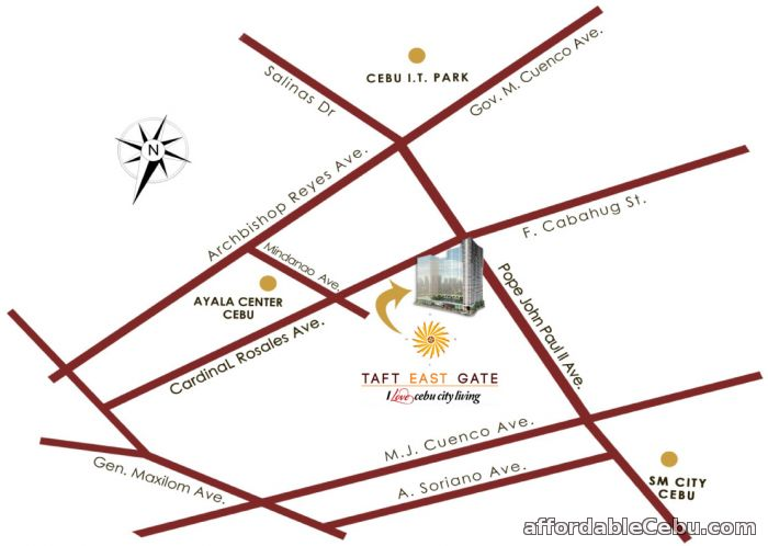 """3rd picture of TAFT EAST GATE """" Right At The Heart Of Cebu's Commercial HUB"""" For Sale in Cebu, Philippines"""