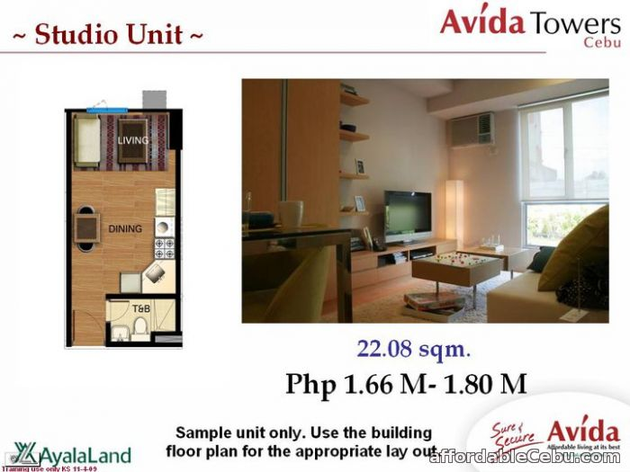 """1st picture of AVIDA Towers RIALA-Cebu I.T Park """" A Worthy Investment By Ayala Land """" 11/06/15 For Sale in Cebu, Philippines"""