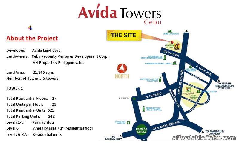 """4th picture of AVIDA Towers RIALA-Cebu I.T Park """" A Worthy Investment By Ayala Land """" 11/06/15 For Sale in Cebu, Philippines"""
