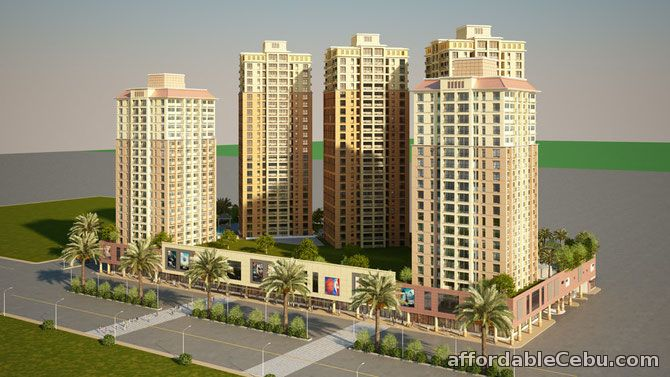 1st picture of Sta Lucia Residenze Santorini Towers And Condotel For Sale in Cebu, Philippines