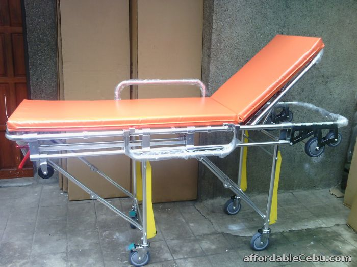 1st picture of Ambulance Total Collapsible Stretcher For Sale in Cebu, Philippines