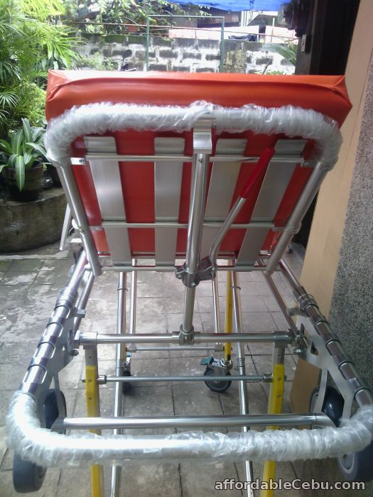 2nd picture of Ambulance Total Collapsible Stretcher For Sale in Cebu, Philippines