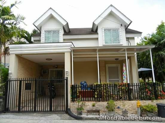 1st picture of Nice House In Nichols Park Guadalupe Furnished - 6.5M Only - Direct Buyers Only For Sale in Cebu, Philippines
