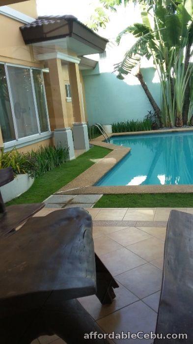 4th picture of Nice House w/ Pool Inside Safe Subdivision Up for Sale by CebuPropertyLiving-11/16/15 For Sale in Cebu, Philippines