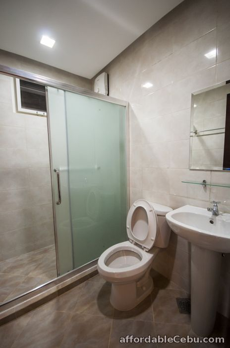 2nd picture of Furnished Apartment 1 bedroom with shower 36sqm for rent For Rent in Cebu, Philippines