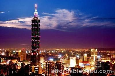 1st picture of Taipei Taiwan Tour Package, 3 days 2 nights Offer in Cebu, Philippines