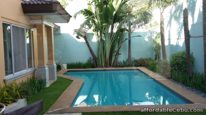 1st picture of Nice House w/ Pool Inside Safe Subdivision Up for Sale by CebuPropertyLiving-11/16/15 For Sale in Cebu, Philippines