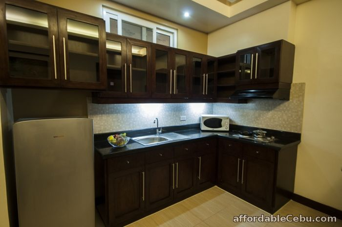 4th picture of Furnished Apartment 1 bedroom with shower 36sqm for rent For Rent in Cebu, Philippines