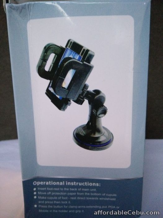 5th picture of Universal Car Windshield Cell Phone PDA Holder For Sale in Cebu, Philippines