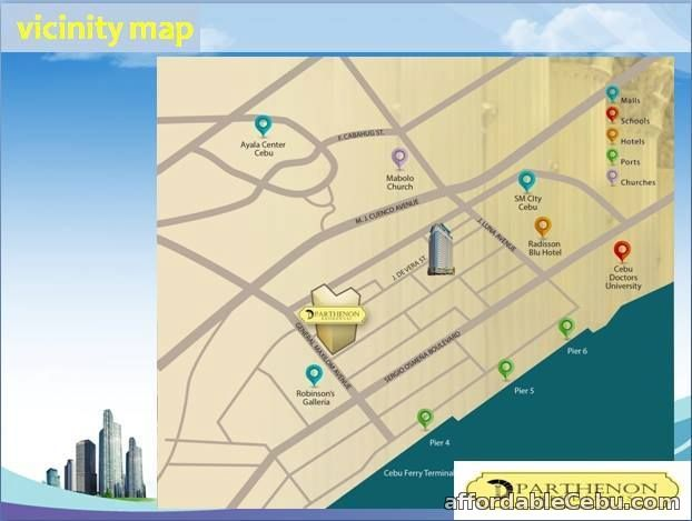 5th picture of Condominium for sale walking distance from Robinsons Galeria and SM City Cebu For Sale in Cebu, Philippines