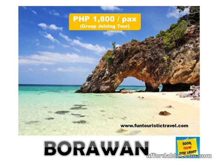 1st picture of OVERNIGHT BORAWAN, QUEZON WITH SIDE TRIP IN DAMPALITAN AND PUTING BUHANGIN Offer in Cebu, Philippines