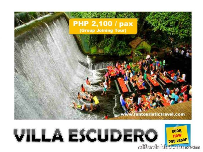 1st picture of VILLA ESCUDERO DAY TOUR WITH BUFFET LUNCH Offer in Cebu, Philippines