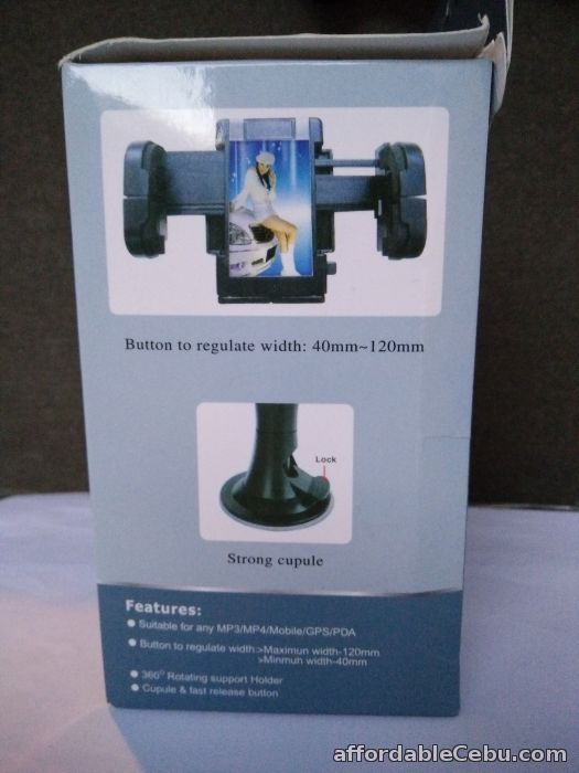 4th picture of Universal Car Windshield Cell Phone PDA Holder For Sale in Cebu, Philippines