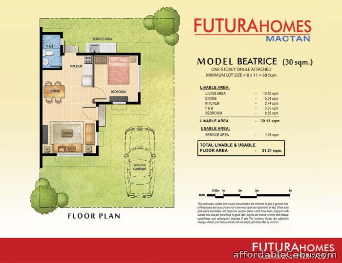 1st picture of For as low as 10,143/mo. you can own a home in Futura Homes Mactan by FILINVEST- NOW PRE-SELLING !!! 11-20-15 For Sale in Cebu, Philippines