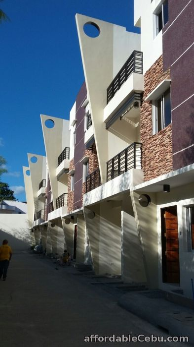 1st picture of 3-Storey New Townhouses in Banawa Safe Subdivision- RFO and Low Equity Promo Until December Only For Sale in Cebu, Philippines