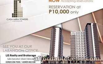 1st picture of Casa Mira Towers Cebu City For Sale in Cebu, Philippines