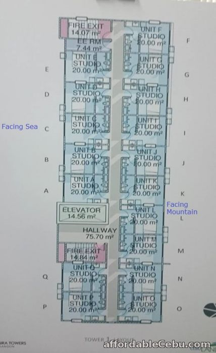 4th picture of Condominium for sale in Labangon, Cebu City For Sale in Cebu, Philippines