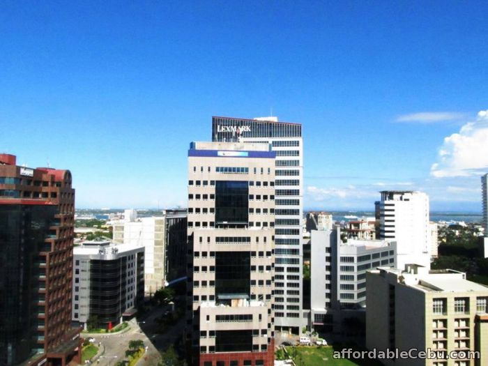 1st picture of FOR RENT Furnished Condo in Apple One, Ayala Cebu City For Rent in Cebu, Philippines