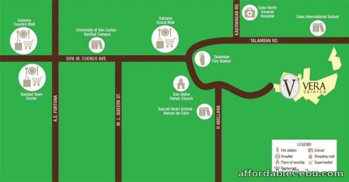 2nd picture of Eligant lot only for sale in Mandaue City,Cebu For Sale in Cebu, Philippines