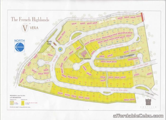 5th picture of Eligant lot only for sale in Mandaue City,Cebu For Sale in Cebu, Philippines