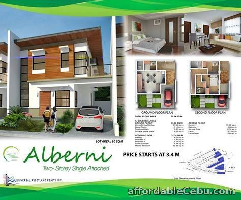 1st picture of The Crescent Ville - Cadulawan, Minglanilla For Sale in Cebu, Philippines