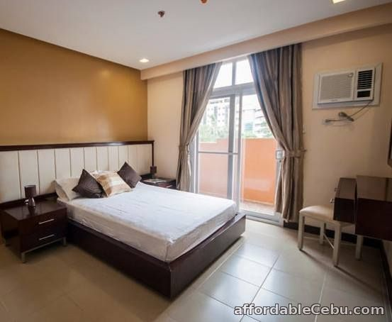 2nd picture of 2BR Executive Condo For Rent Furnished with walk-in Closet For Rent in Cebu, Philippines