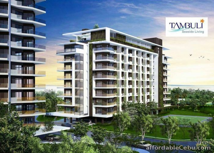 1st picture of TAMBULI Condo - Studio Type only For Sale in Cebu, Philippines