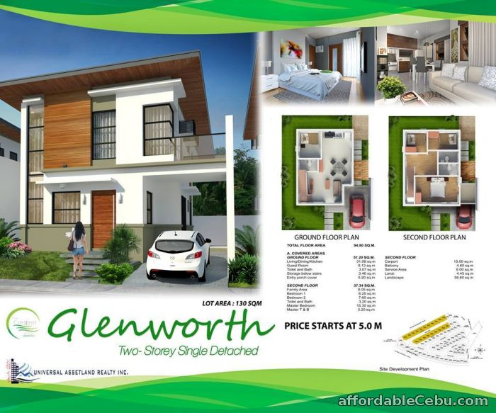 3rd picture of The Crescent Ville - Cadulawan, Minglanilla For Sale in Cebu, Philippines