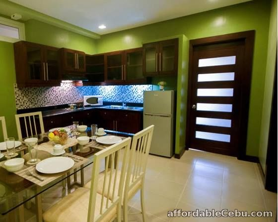 4th picture of 2BR Executive Condo For Rent Furnished with walk-in Closet For Rent in Cebu, Philippines