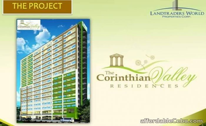 1st picture of The Corinthian Valley Residences- as low as P5,944/month For Sale in Cebu, Philippines