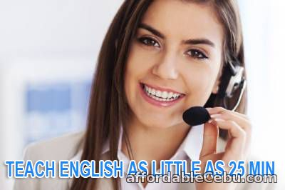 1st picture of FLEXIBLE JOB OPPORTUNITY-HIRING FULL TIME AND PART TIME ENGLISH INSTRUCTORS Looking For in Cebu, Philippines