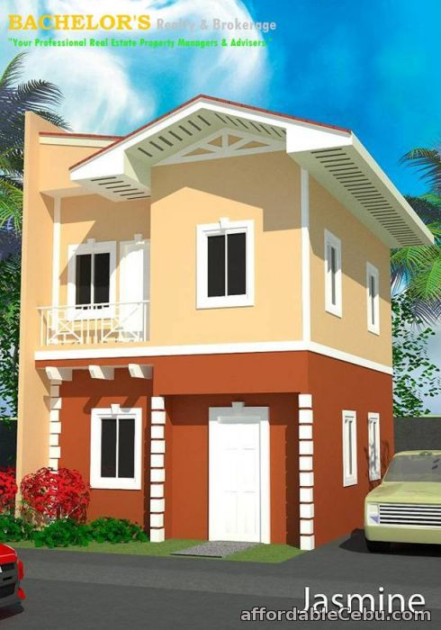 1st picture of HIGHWAY LILOAN, CEBU CITY GARDEN BLOOM VILLAS SUBDIVISION Tulip Model: 2Storey Single detached For Sale in Cebu, Philippines
