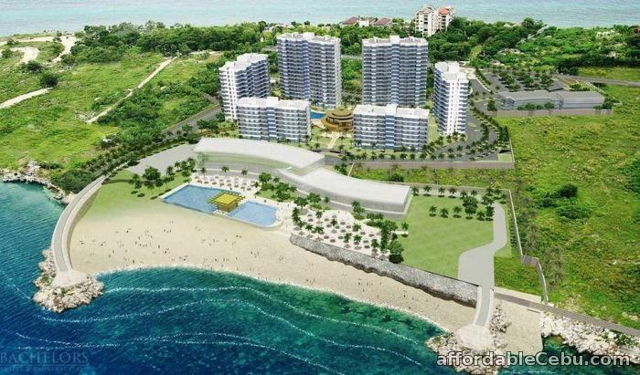 2nd picture of Amisa Private Residences Mactan, Cebu Studio Unit For Sale in Cebu, Philippines