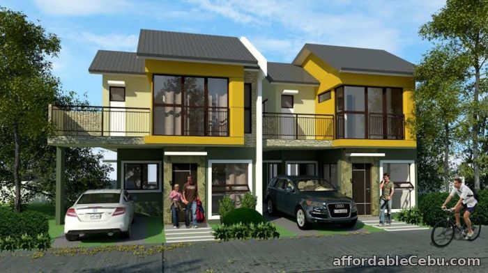 1st picture of Single Attached with 3 bedrooms and 2 toilet and bath For Sale in Cebu, Philippines