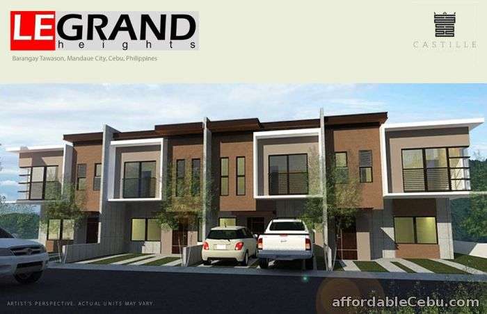 1st picture of LeGrand Heights -- Tawason, Mandaue (Lot Only Available) - 0923.892.7146 For Sale in Cebu, Philippines