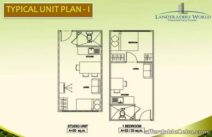5th picture of Condominium For Sale in Cebu City Corinthian Valley For Sale in Cebu, Philippines