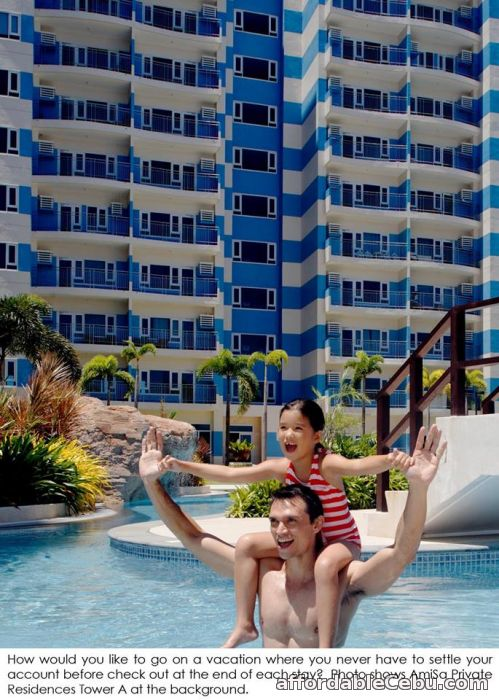 1st picture of Amisa Private Residences Mactan, Cebu Studio Unit For Sale in Cebu, Philippines