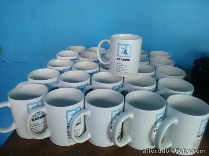 2nd picture of Personalized mugs, pens, fans, tumblers, button pins and more For Sale in Cebu, Philippines