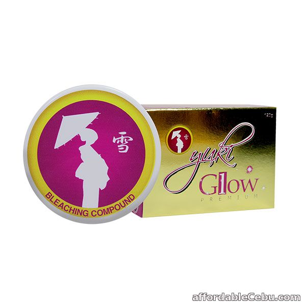 1st picture of Power Combo (Yuki Glow Premium Soap & Yuki Bleaching Compound) For Sale in Cebu, Philippines