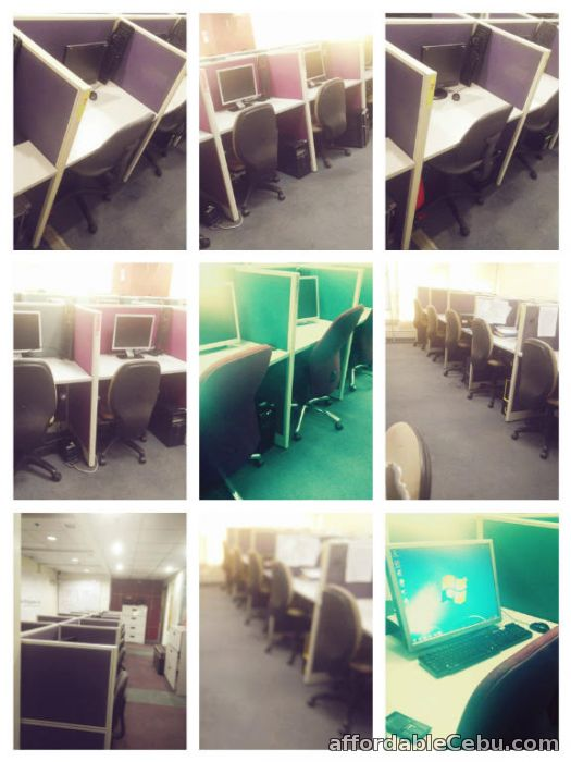 1st picture of AFFORDABLE Call Center Seat Lease For Rent in Cebu, Philippines