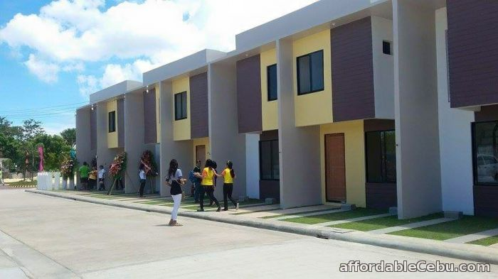3rd picture of for as low as 12,500 a month, you can own a townhouse unit @ Sunberry Homes, Soong Mactan For Sale in Cebu, Philippines