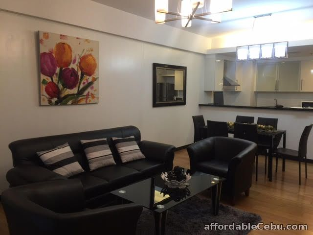 1st picture of 2BR Corner Unit for Lease in One Serendra For Rent in Cebu, Philippines