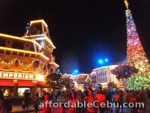 1st picture of Hong Kong Disneyland Offer in Cebu, Philippines