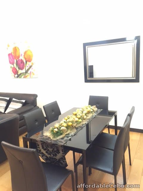 2nd picture of 2BR Corner Unit for Lease in One Serendra For Rent in Cebu, Philippines