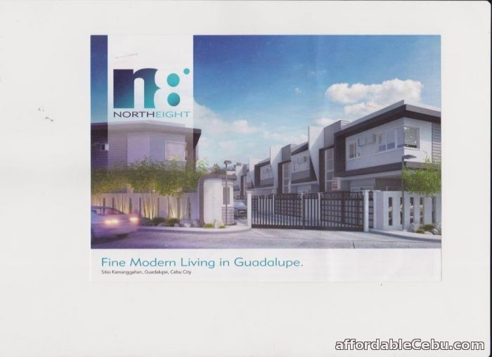 1st picture of North8 Residences Guadalupe For Sale in Cebu, Philippines