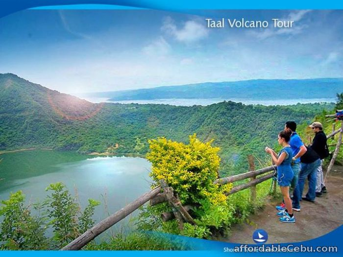 1st picture of Taal Volcano tour Offer in Cebu, Philippines