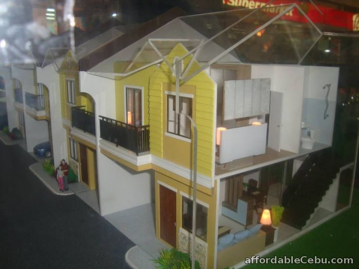 2nd picture of House & Lot For Sale in Cebu SOUTH CITY HOMES TABUNOK - Henia Model - 3.9M For Sale in Cebu, Philippines