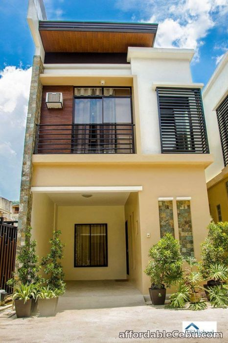 1st picture of House & Lot For Sale in Cebu SOUTH CITY HOMES TABUNOK - Henia Model - 3.9M For Sale in Cebu, Philippines