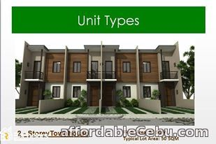 1st picture of Capitol 2 Storey Townhouse Cebu City 888 ACACIA DRIVE For Sale in Cebu, Philippines